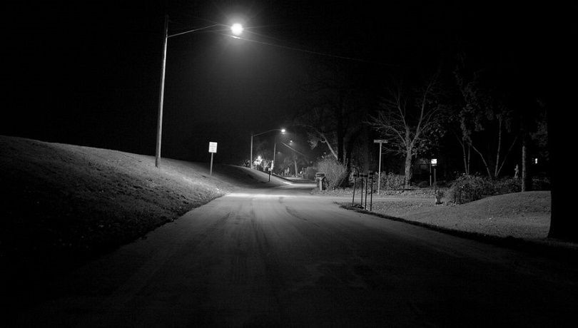 Lonely-Road-at-Night
